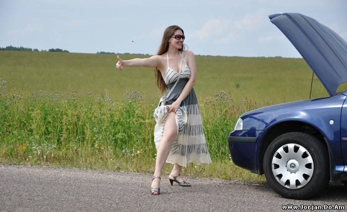 фильм про женщину у которой сломалась машина